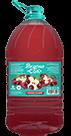 Яблочно-вишневый безалкогольный напиток 5л